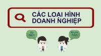 Tìm hiểu các loại hình công ty ở Việt Nam