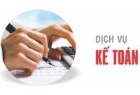 Dịch vụ kế toán trọn gói uy tín chất lượng cao
